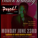 chuck wansley with psych 6-23-14