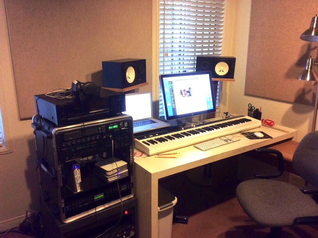 Composer Desk Workstation Ideas Bill Fulton Music